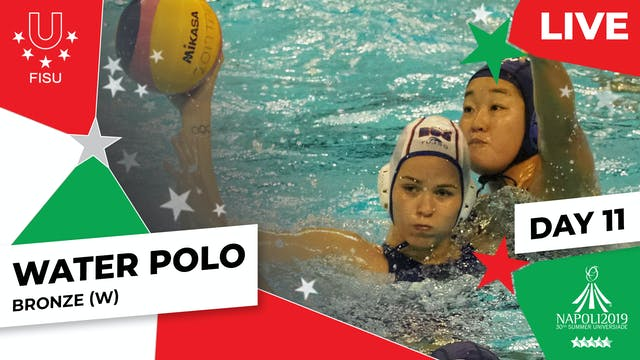 Water Polo   Bronze (W)  Summer Univ...