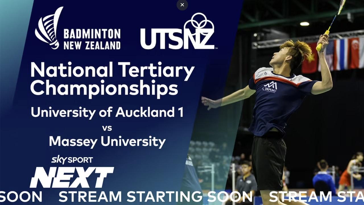 New Zealand   National Badminton Championship 2020