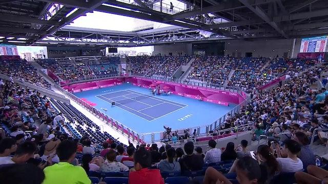 Tennis: Men's Singles Final