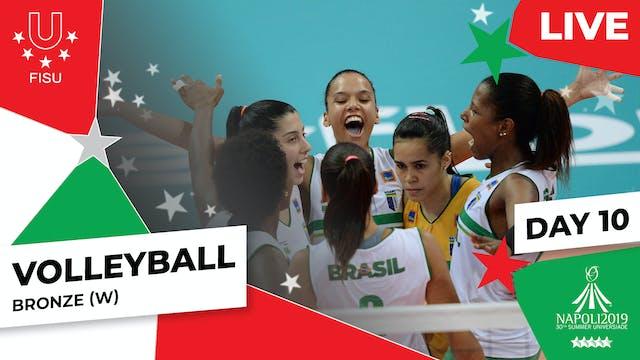 Volleyball   Bronze (W)  Summer Univ...