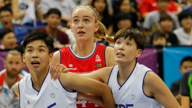TPE vs. RUS (Women's Basketball Third Place) | Taipei 2017 | #UniSportsClassics