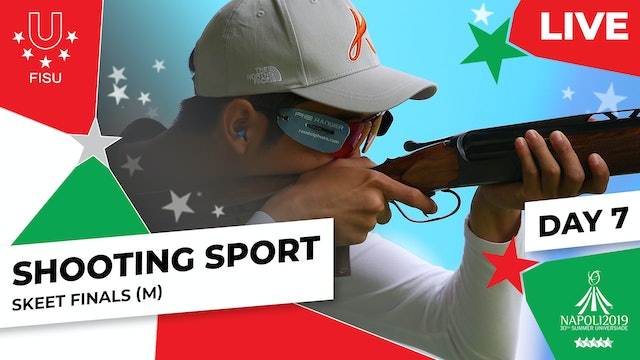 Shooting Sport | Skeet Finals (M) | Summer Universiade 2019
