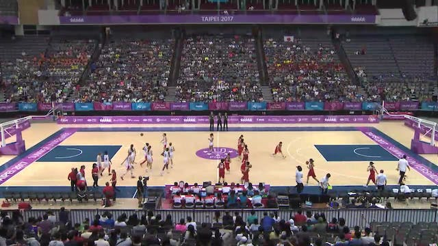 Basketball: CAN vs JPN (W19)