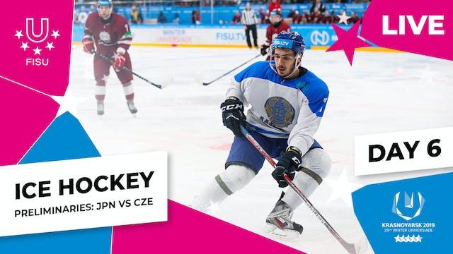 Ice Hockey | Men's Preliminaries – JP...