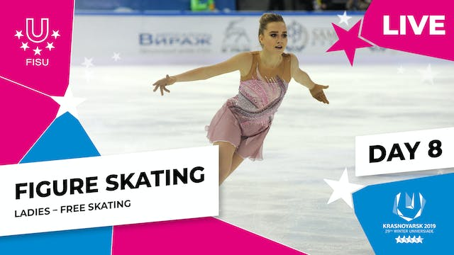 Figure Skating | Ladies Free Skating ...