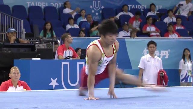 Artistic Gymnastics: Men's All-Around...