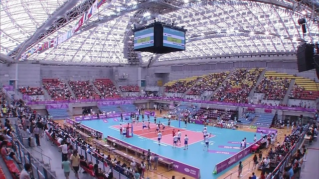 Volleyball: Men's SF2 JPN vs RUS