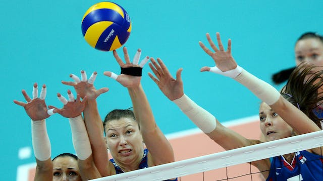 BRA vs. RUS (Women's Volleyball Final...