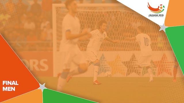 Men's Final | #UniFootball