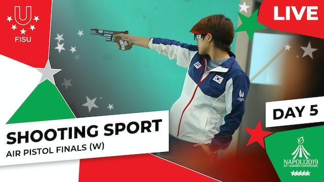 Shooting Sport |Air Pistol Finals (W...