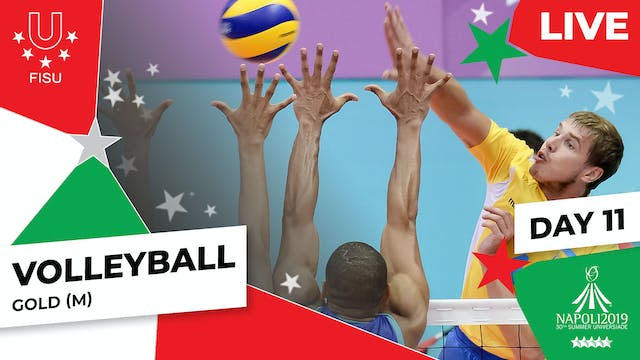 Volleyball | Gold (M) | Summer Univer...