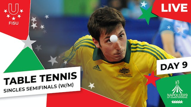 Table Tennis | Singles Semifinals (W/...