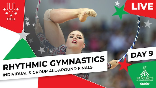 Rhythmic Gymnastics | All-Around Finals | Summer Universiade 2019
