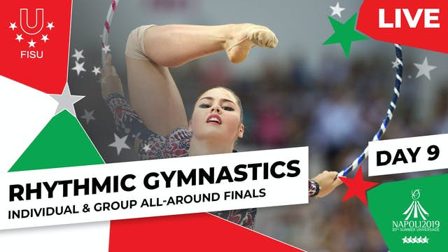 Rhythmic Gymnastics | All-Around Fina...