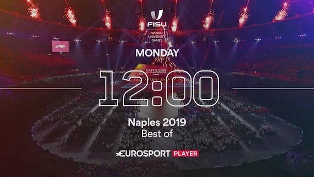 #UniSports on Eurosport