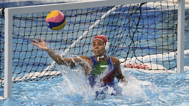 ITA vs. HUN (Women's Waterpolo Final)...