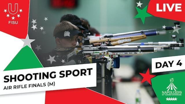 Shooting Sport|Air Rifle Finals (M) |Summer Universiade 2019