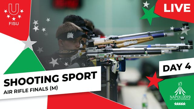 Shooting Sport | Air Rifle Finals (M)...