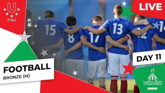 Football | Bronze (M) |Summer Univer...