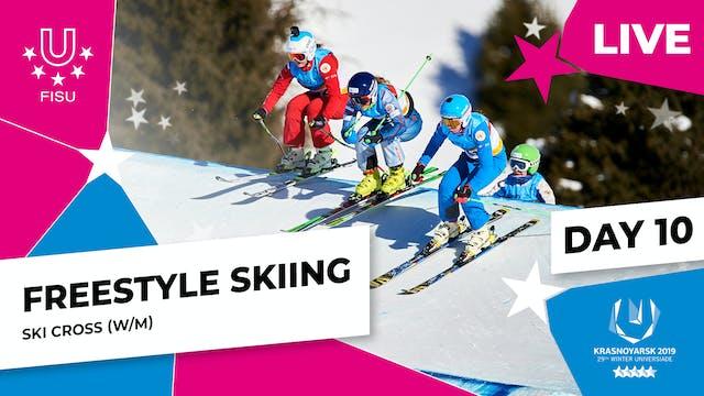 Freestyle Skiing | Ski Cross| Winter...