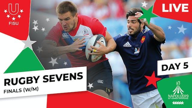 Rugby Sevens | Finals (W/M) |Summer ...