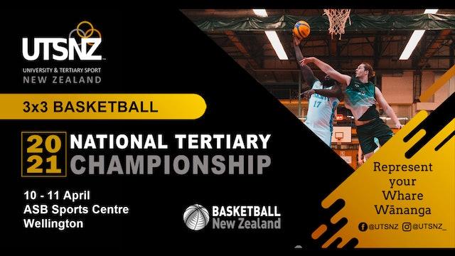 New Zealand | National Tertiary 3x3 Championship