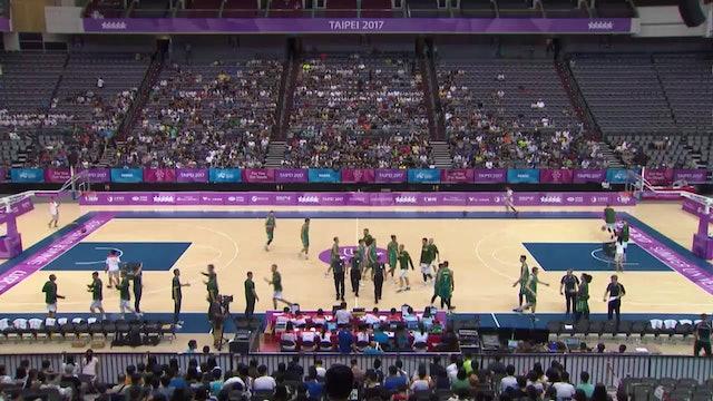 Basketball: LTU vs AUS (M16)
