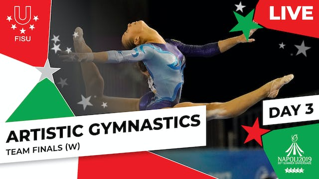 Artistic Gymnastics | Team Finals (W)...
