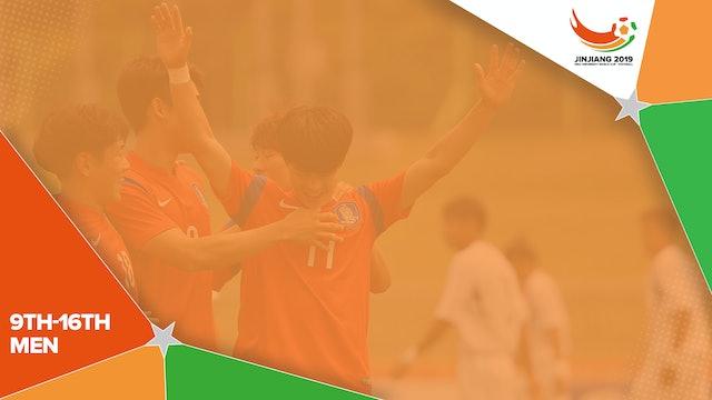 Men's 15th Place |#UniFootball
