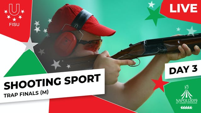 Shooting Sport | Trap Finals (M) | Su...