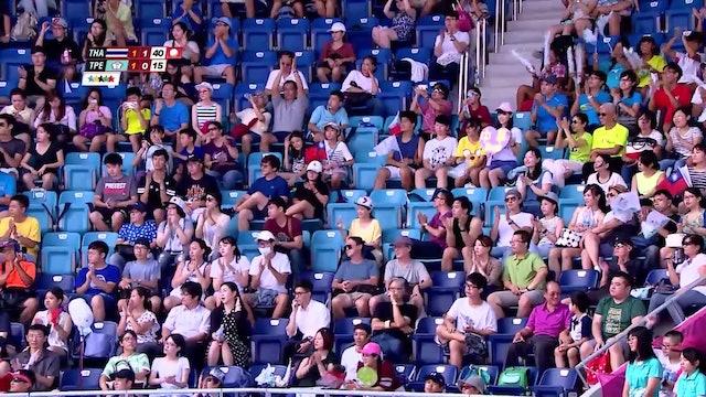 Tennis: Women's Singles Final