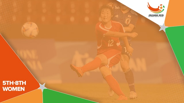 Women's 7th Place   #UniFootball