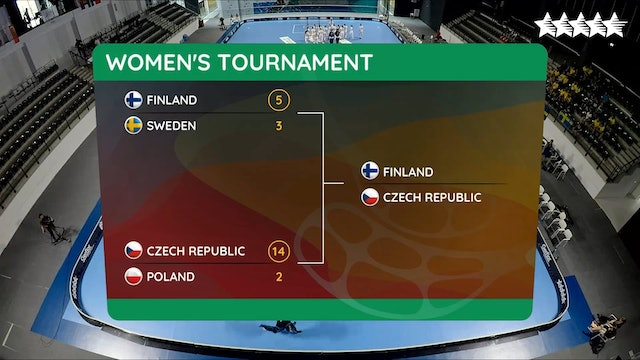 Floorball - Women 3rd  place - Poland vs Sweden - FISU 2018 World University Championship - Day 5