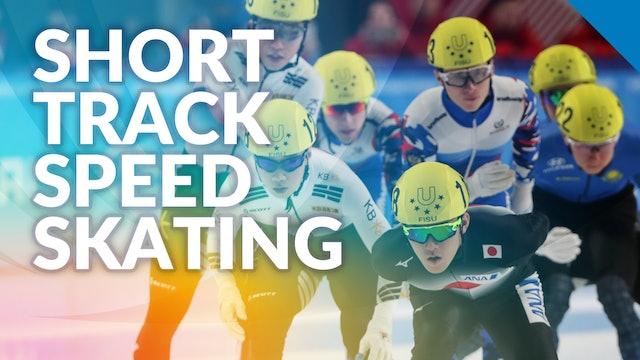 Short Track Speed Skating