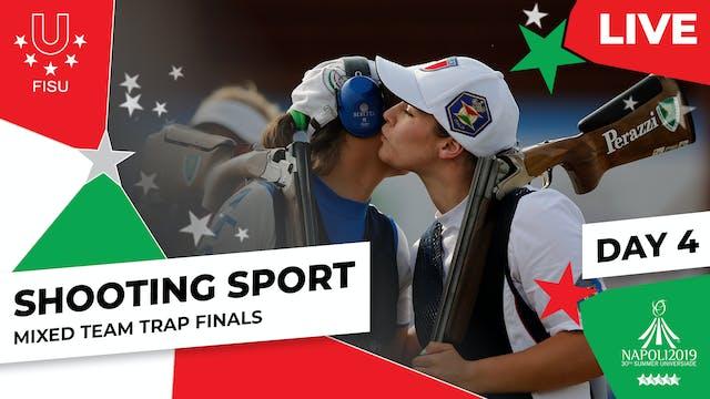 Shooting Sport|Mixed Team Trap Fina...