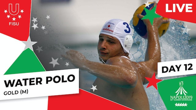 Water Polo | Gold (M) |Summer Universiade 2019