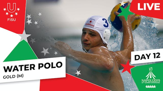 Water Polo | Gold (M) |Summer Univer...