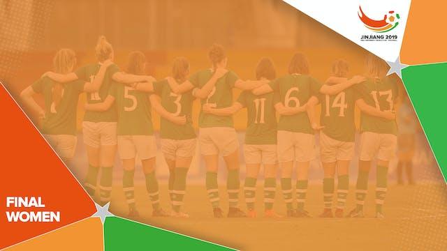 Women's Final | #UniFootball