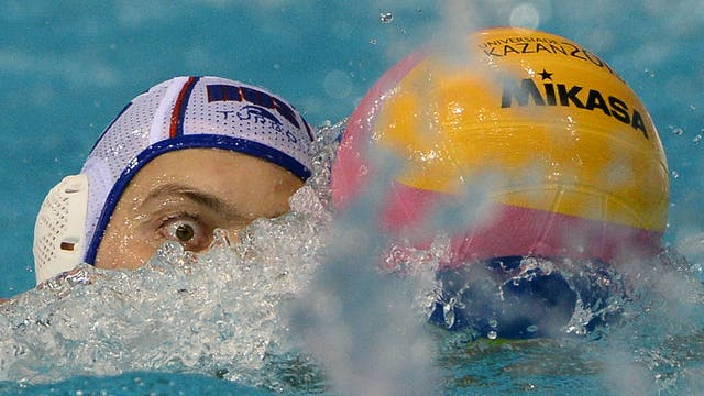 HUN vs. RUS (Men's Waterpolo Final) |...