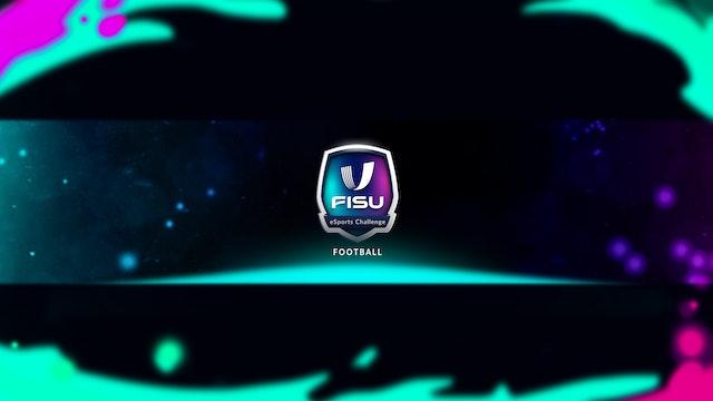2020 FISU eSports Challenge | Draw Ceremony
