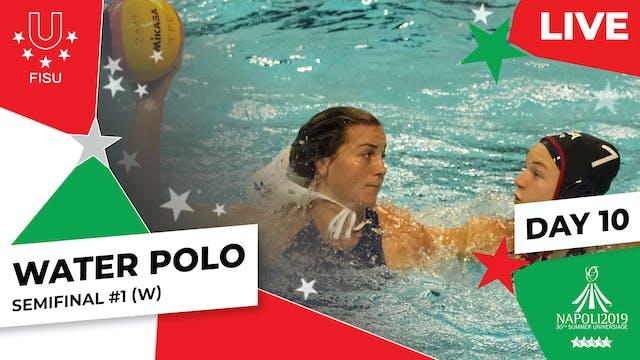 Water Polo  Semifinal #1 (W)  Summe...