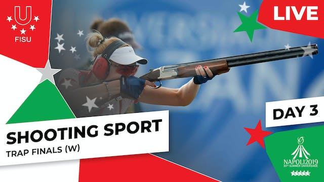 Shooting Sport |Trap Finals (W) |Su...