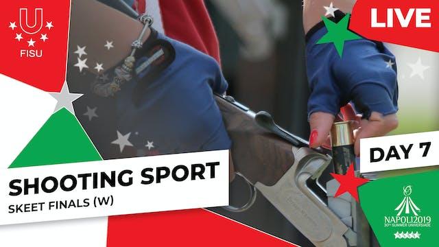 Shooting Sport | Skeet Finals (W) |S...