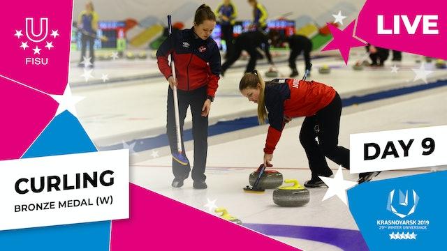 Curling | Women's Bronze Medal | Winter Universiade 2019