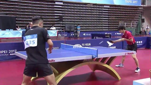 Table Tennis: Men's Team Final CHN vs...