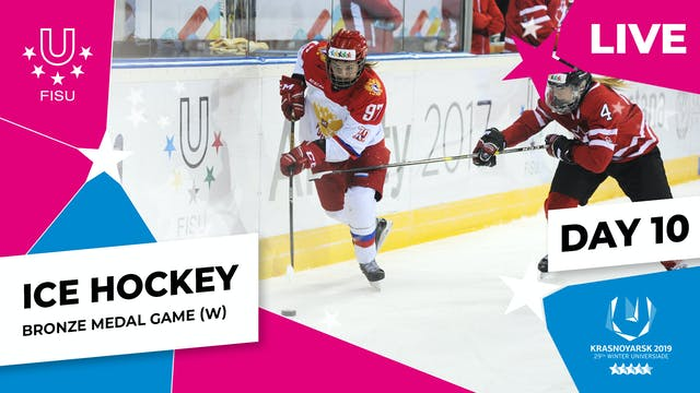 Ice Hockey | Women's Bronze Medal | W...