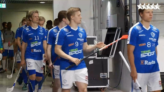 Floorball – Men 3rd  place – Slovakia vs Finland - FISU 2018 World University Championship – Day 5