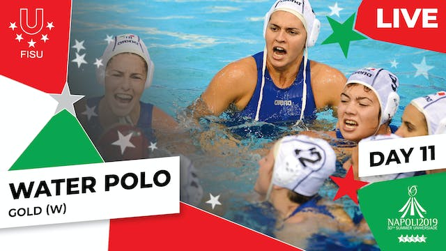 Water Polo | Gold (W) | Summer Univer...