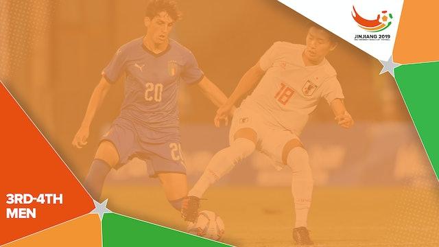 Men's Bronze |#UniFootball