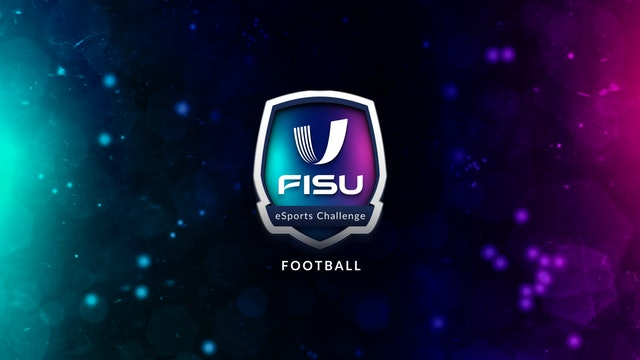 2020 FISU e-Sports Challenge Football
